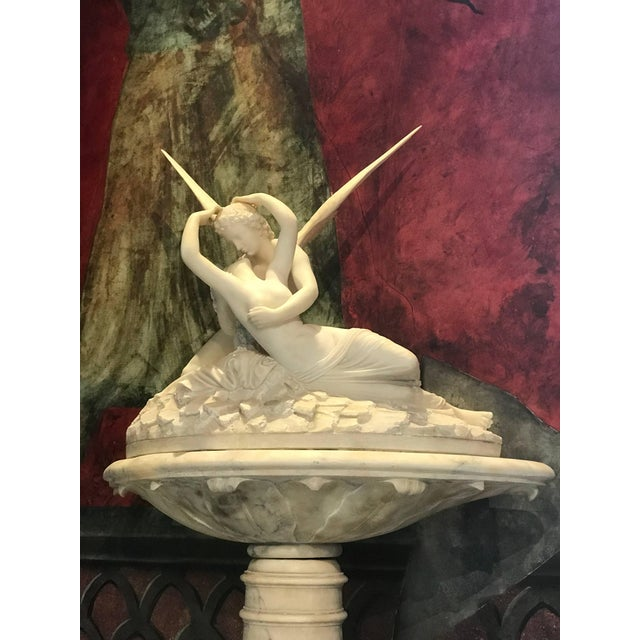 Sculpture of Amor and Psyche For Sale - Image 4 of 11