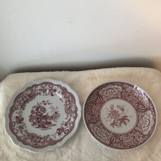 Spode Archive Collection Cake Plate and Bowl Preview