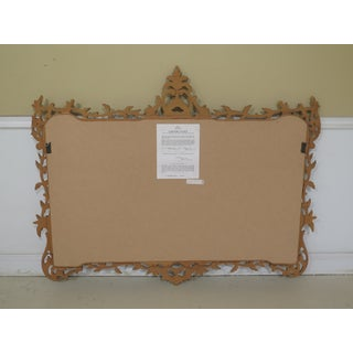 Carvers Guild Highly Carved Frame Gold Mirror Preview