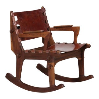 Angel Pazmino Rocking Chair For Sale