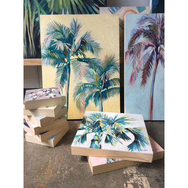 Contemporary Palm Tree 22 Painting For Sale - Image 3 of 4