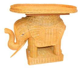 Image of Primitive Side Tables