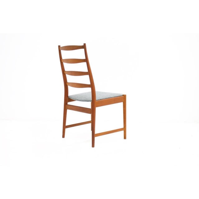 Torbjørn Afdal Teak Dining Chairs by Vamo, Denmark, 1960s For Sale - Image 10 of 12