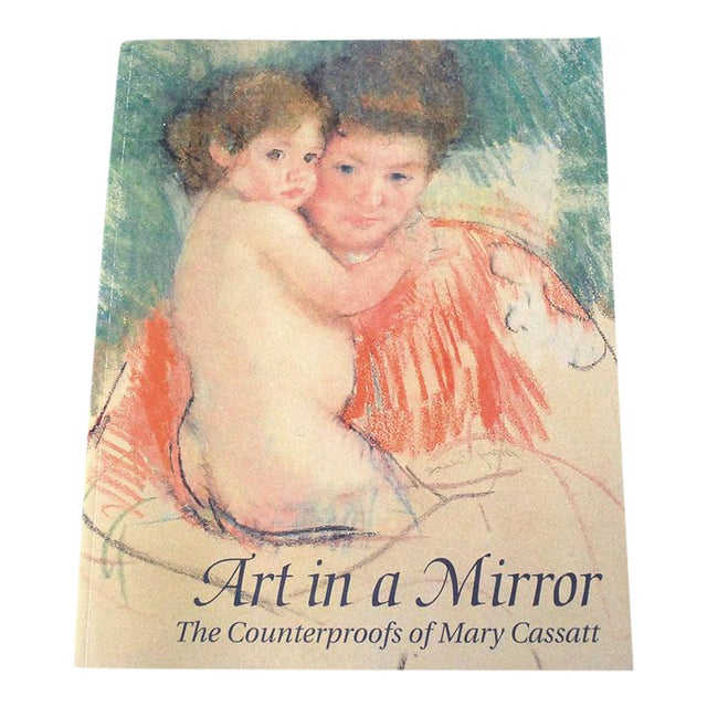 "Mary Cassatt ""Art in a Mirror"" Book - Image 1 of 6"