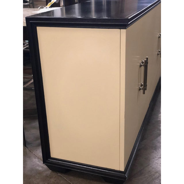 Contemporary Contemporary Ivory Haven Buffet For Sale - Image 3 of 5