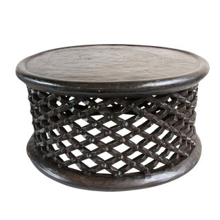 Bamileke Chief Coffee Table