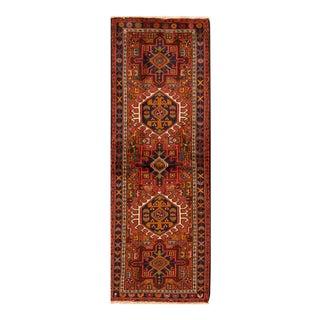 "Apadana - Vintage Persian Karaja Rug, 2'1"" x 6'7"""