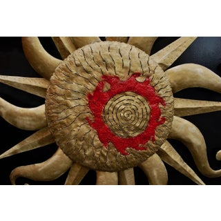 Brutalist Sculpture of the Sun Style of Tony Duquette Preview