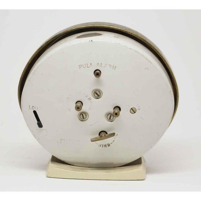 Westclox Big Ben Plastic & Brass Alarm Clock For Sale - Image 10 of 11