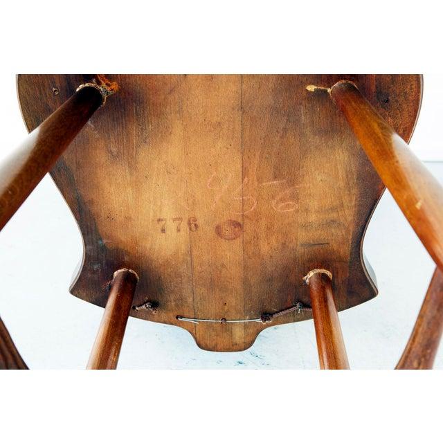 Set of Koppel Chairs for Slagelse Møbelvaerk For Sale - Image 9 of 9