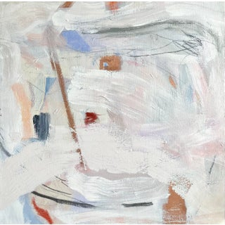 """""""The War Already Won"""" Contemporary Abstract Expressionist Mixed-Media Painting by Brenna Giessen For Sale"""