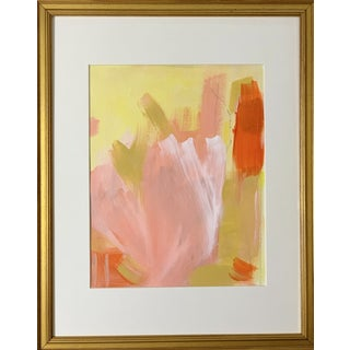"""Lindsey Weicht """"a Former Life"""" (Unframed) Contemporary Painting For Sale"""