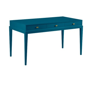 Casa Cosima Hayes Desk, Blue Danube For Sale