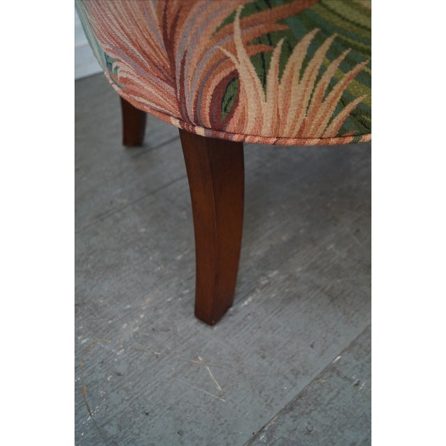 New Orleans by Councill Tufted Fan Back Wing Chair - Image 9 of 10