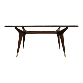Architectural Dining Table by Dassi For Sale