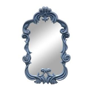1960s Serge Roche Style Deco Mirror For Sale