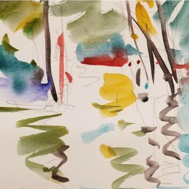 Up For Sale: A One-Of-A-kind Original Artwork by Impressionist Artist JOSE TRUJILLO Measurements: 11 x 15 inches Medium:...