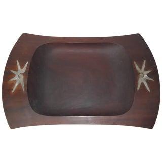 William Spratling Monumental Bowl Sterling For Sale