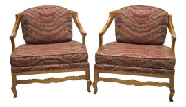 Image of Tribal Lounge Chairs