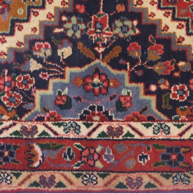 "Persian Hamadan Runner Rug - 9' x 3'6"" - Image 5 of 5"