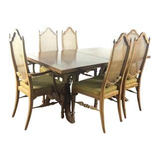 Thomasville Monterey Spanish Renaissance Style Dining Set