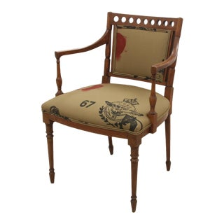 Ralph Lauren Sheraton Chair For Sale