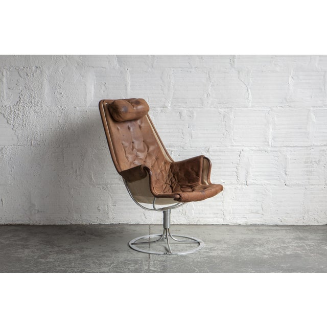 "Bruno Mathsson ""Jetson"" Lounge Chair - Image 5 of 7"