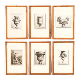 French Engravings After Ennemond Alexandre Petitot - Set of 6