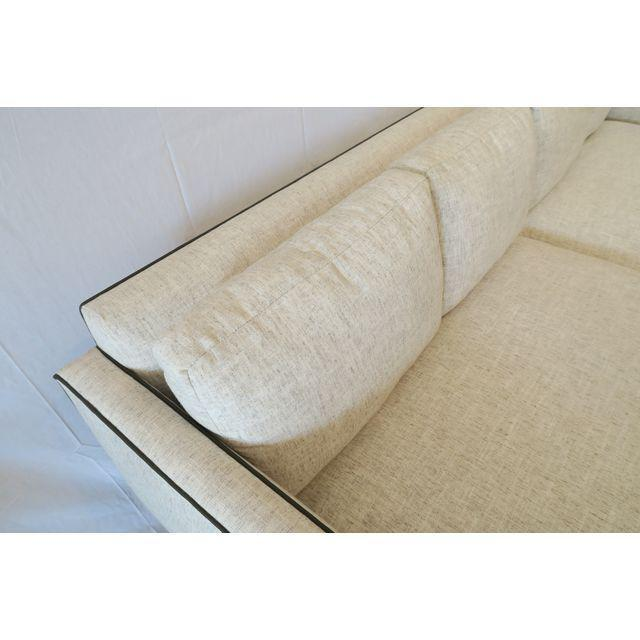 Martin & Brockett Harrison Sofa For Sale - Image 4 of 5
