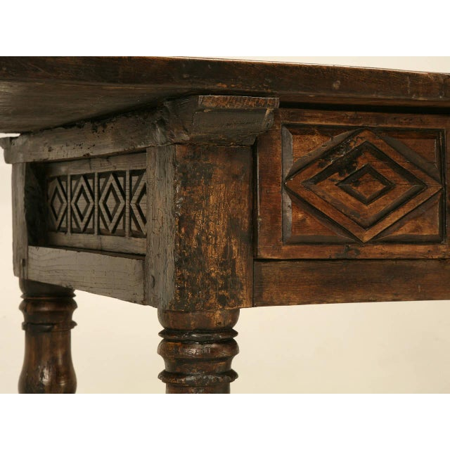 Antique Spanish Colonial Table For Sale - Image 9 of 10