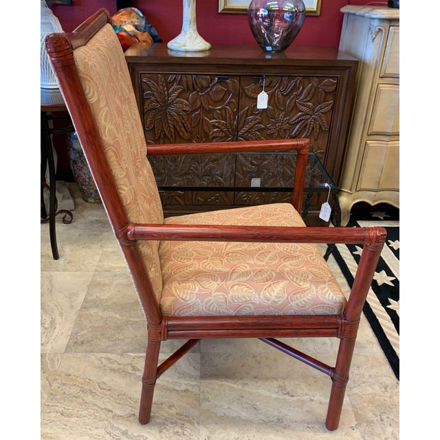 McGuire Orlando Diaz-Azcuy McGuire Cambria Chairs - a Pair For Sale - Image 4 of 10