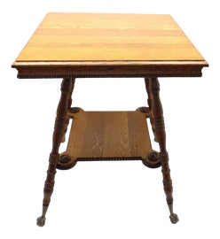 Image of Shaker Side Tables