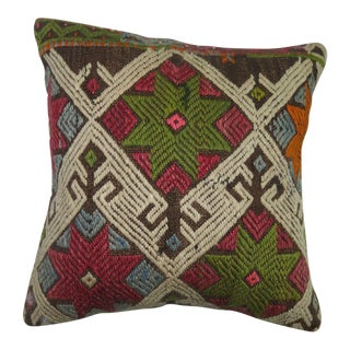Jajim Kilim Pillow For Sale