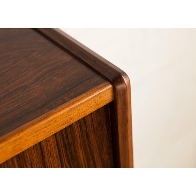 Borge Seindal 1960s Swedish Rosewood Sideboard For Sale - Image 4 of 13