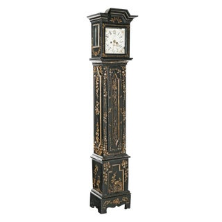 C. 1703 Chinoiserie Tall Case Clock