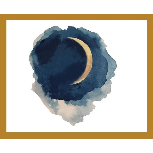 Moon Series- Waxing Crescent - Image 3 of 3