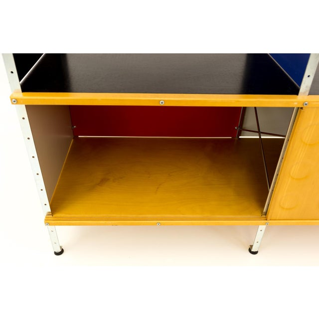 Mid-Century Modern Charles and Ray Eames for Herman Miller Esu Storage Unit Shelves For Sale In Chicago - Image 6 of 13