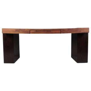 Unique Studio Writing Desk Console For Sale