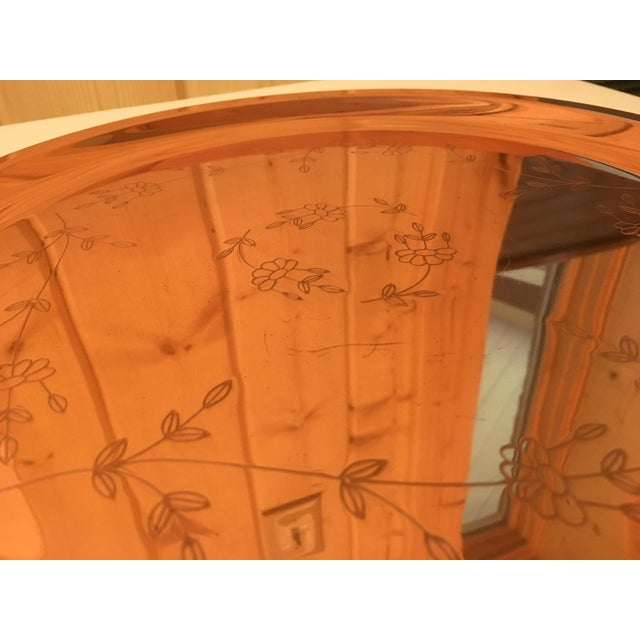 Copper Mid-Century Modern Copper Tray For Sale - Image 8 of 8
