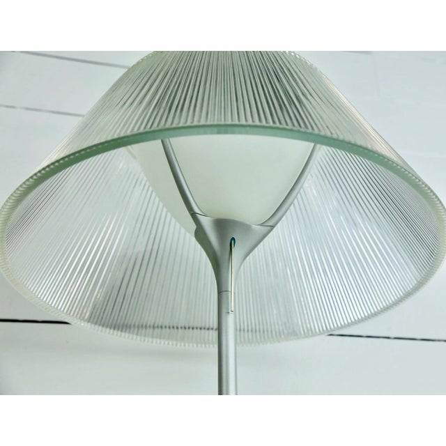 1990s Romeo Moon Floor Lamp by Philippe Starck for Flos For Sale - Image 5 of 6
