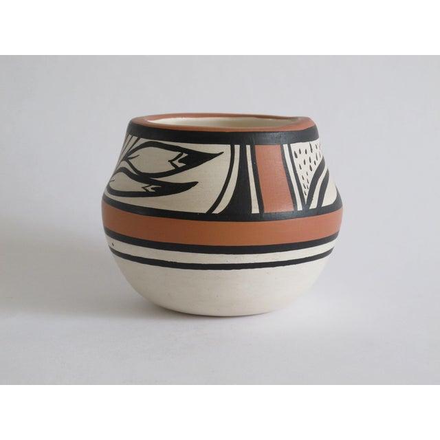 Navajo Painted Vase - Image 2 of 6