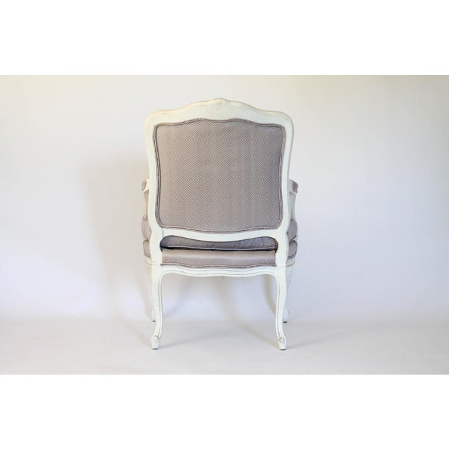Henredon Bergere Accent Chair - Image 5 of 11