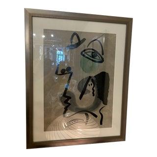 Peter Keil Original Abstract Artwork For Sale