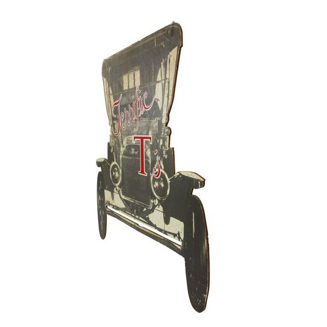 Ford Model T Advertisement - Image 6 of 9