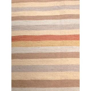 """Pasargad N Y Flat Weave Lamb's Wool Rug - 11'7"""" X 15'9"""" For Sale"""