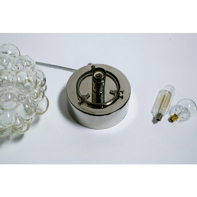 Glass Bubbles Table Lamp For Sale - Image 11 of 14