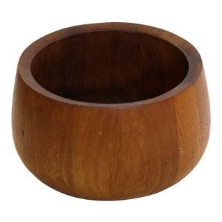 Dansk Wood Bowl For Sale