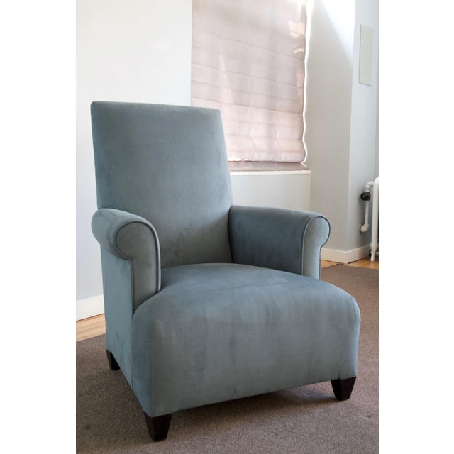 Donghia Club Chairs Set 2 For Sale In New York - Image 6 of 13