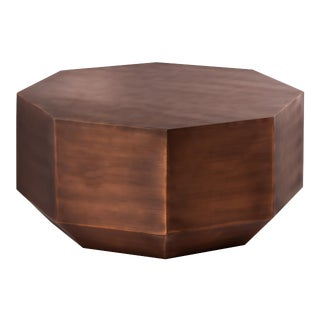 Pasargad Home Dorian Coffee Table For Sale