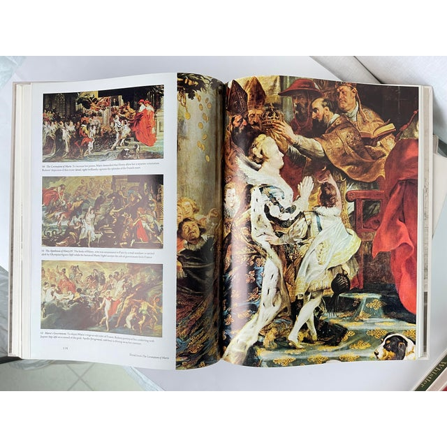 Almond Vintage History of Art Famous Artists Book Collection - Set of 8 For Sale - Image 8 of 13